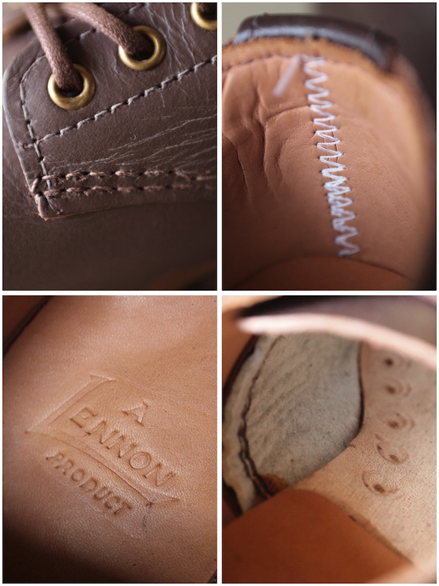 William Lennon Hill Shoes Brown-11