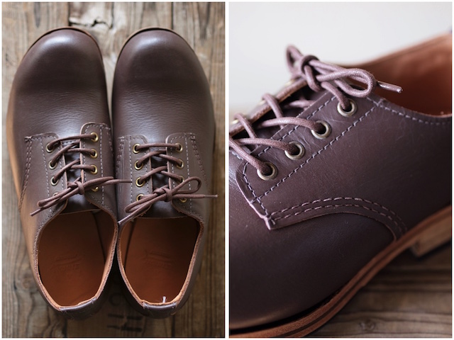 William Lennon Hill Shoes Brown-7