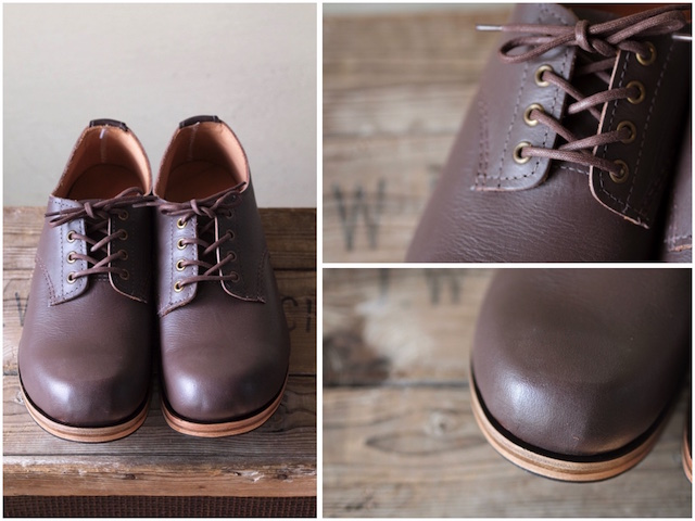 William Lennon Hill Shoes Brown-9