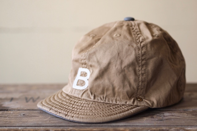 DECHO×ANACHRONORM BEAT Initial Cap Type B-8