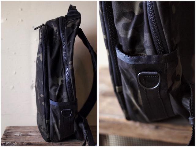 DFY BAGS Bucktown Pack Black Camo Corudra-4