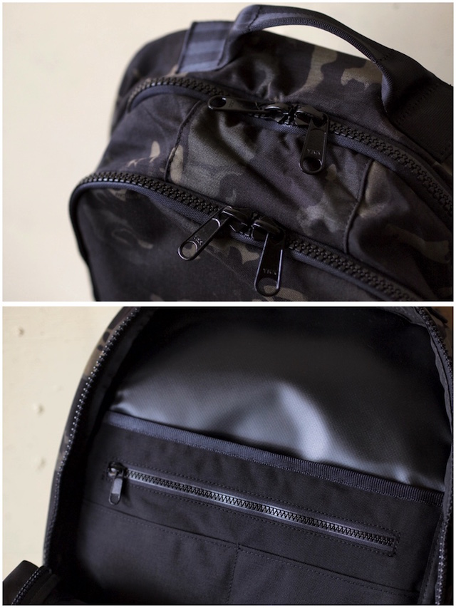 DFY BAGS Bucktown Pack Black Camo Corudra-6