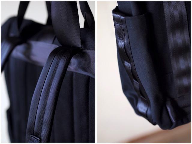 DEFY BAGS, VerBockel Rolltop Pack Wax Canvas Black-6