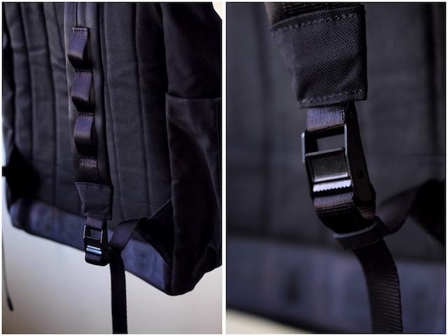 DEFY BAGS, VerBockel Rolltop Pack Wax Canvas Black-7