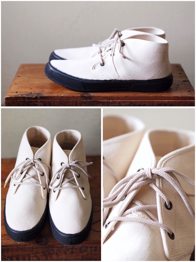 fERN Sneaker Chukka Model HC, Off White-2