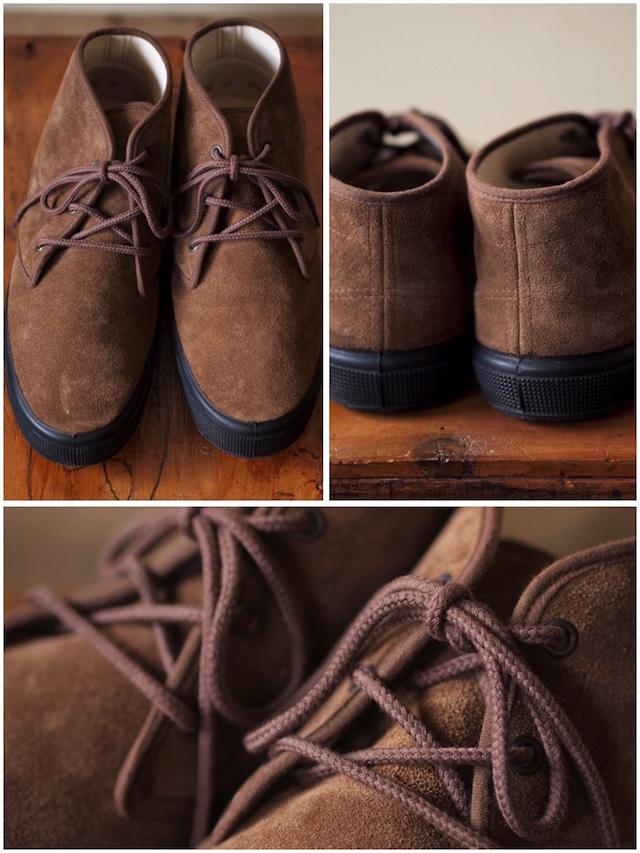 FERN Sneaker Chukka Model Suede, Date-3