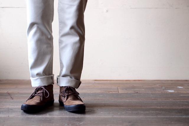 FERN Sneaker Chukka Model Suede, Date-5