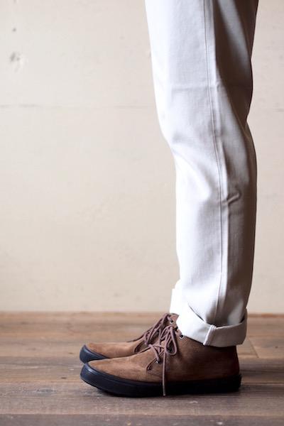 FERN Sneaker Chukka Model Suede, Date-6