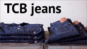 TCB jeans 20's Jeans 30's JKT-Top14