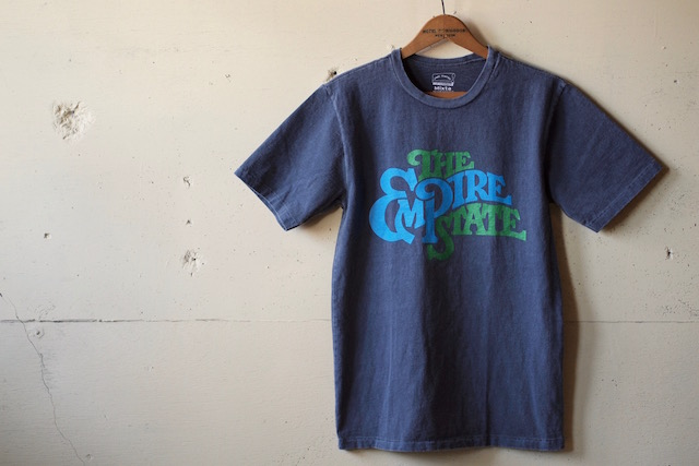 Mixta (ミクスタ) Printed Tee The Empire State Night Ocean-2