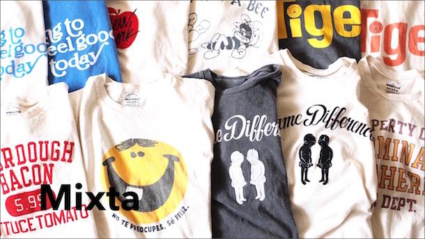 Mixta T-Shirt 2016 Top-1