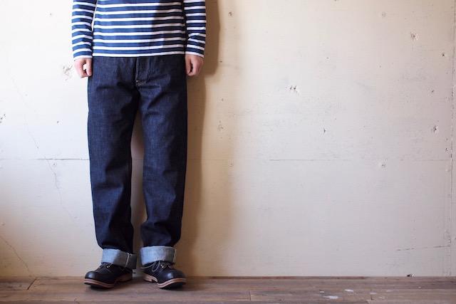 TCB jeans|Jeans 20's, 12.5oz Denim-2