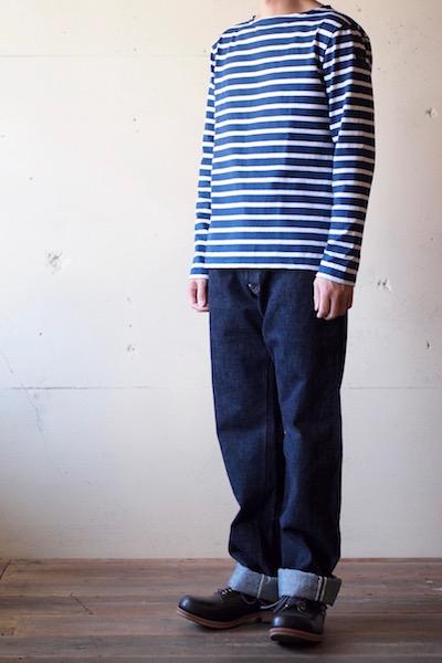 TCB jeans|Jeans 20's, 12.5oz Denim-3