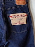 WORKERS Lot.802 Slim Tapered Jeans-Link