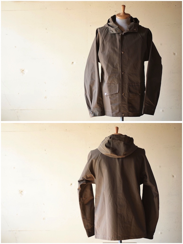 WORKERS Mountain Shirt Parka 60/40 Cloth Khaki-4